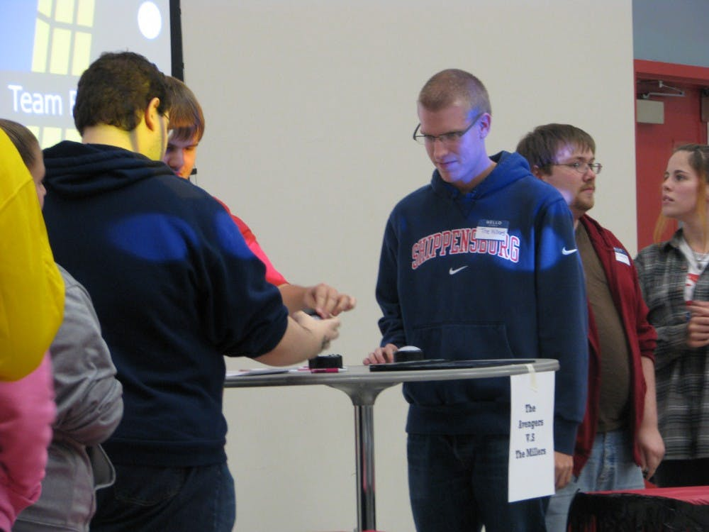 Family Feud causes buzz for Homecoming Week