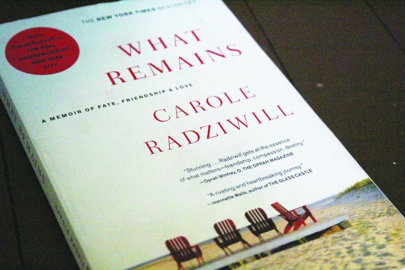 """What Remains"" explores sudden and drawn out deaths of those Radziwill cherishes the most."