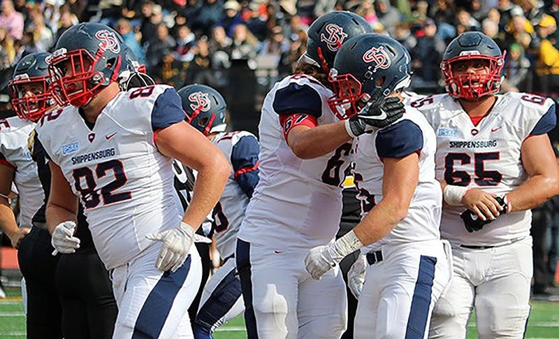Both the offense and defense came together for SU in a dominant display at IUP.