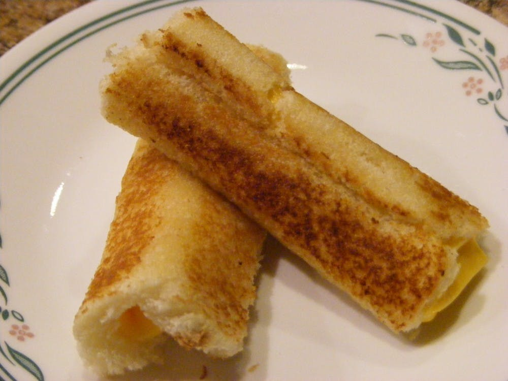 Recipe of the Week: Grilled Cheese Sticks
