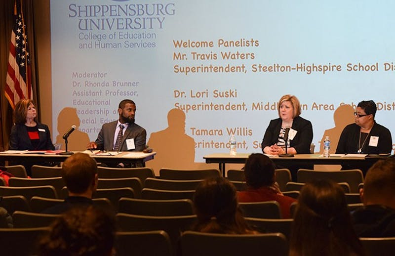 Superintendents from local school districts speak about the issue of poverty and in their schools. They discussed how it is affecting their students and schools.