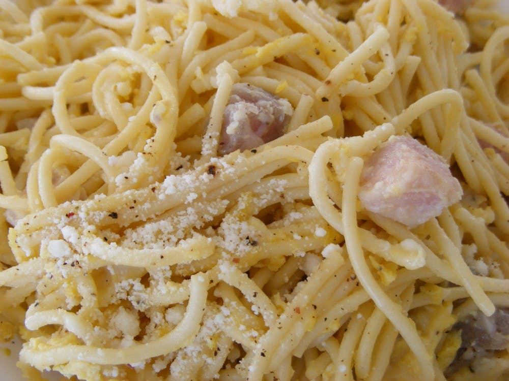 Recipe of the Week: Lazy Carbonara
