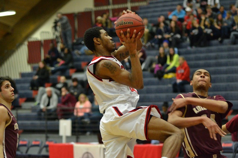 Men's basketball: Raiders denied first PSAC victory