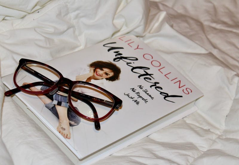 Collins opens up to readers about her most intimate and internal struggles and how she has grown to overcome them in her new book.