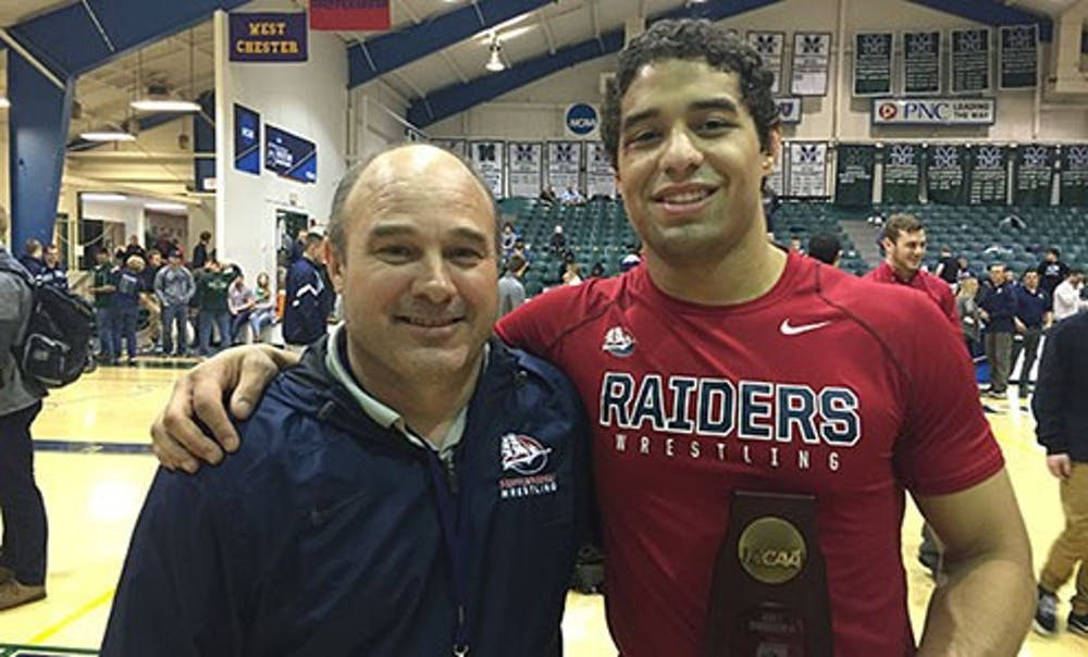 Ramos captures regional title at wrestling championships