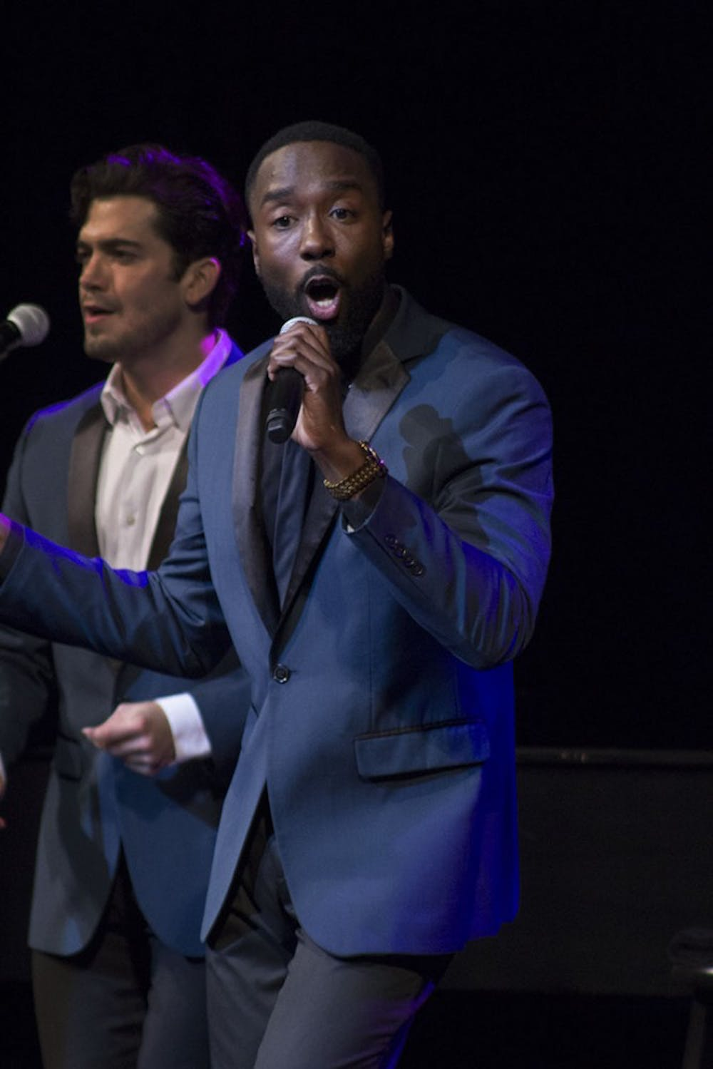 'The Doo Wop Project' bops into Luhrs
