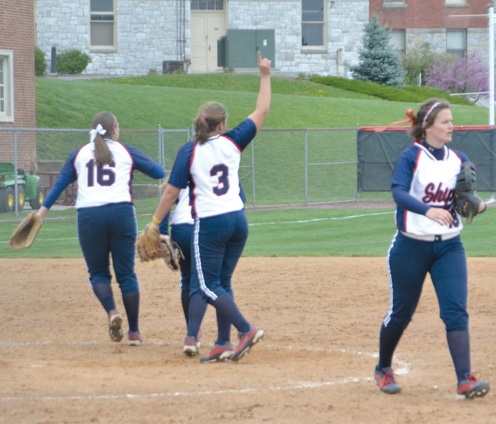 Justice and Trammell lead team to Game 2 victory against Lock Haven