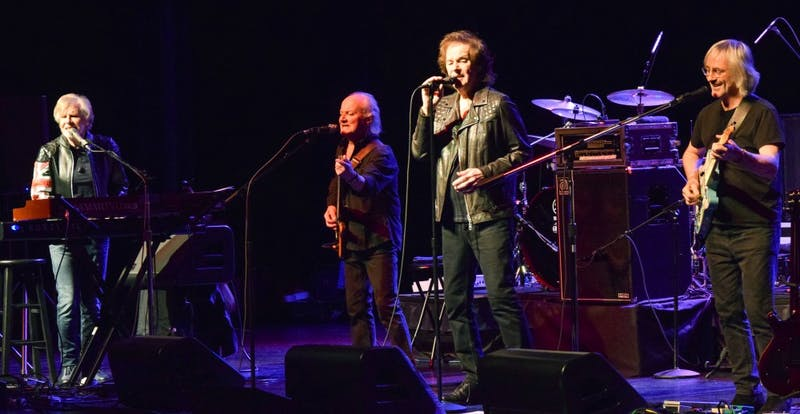 The Zombies give 'Odyssey & Oracle' one last live hurrah before leaving its live days behind.