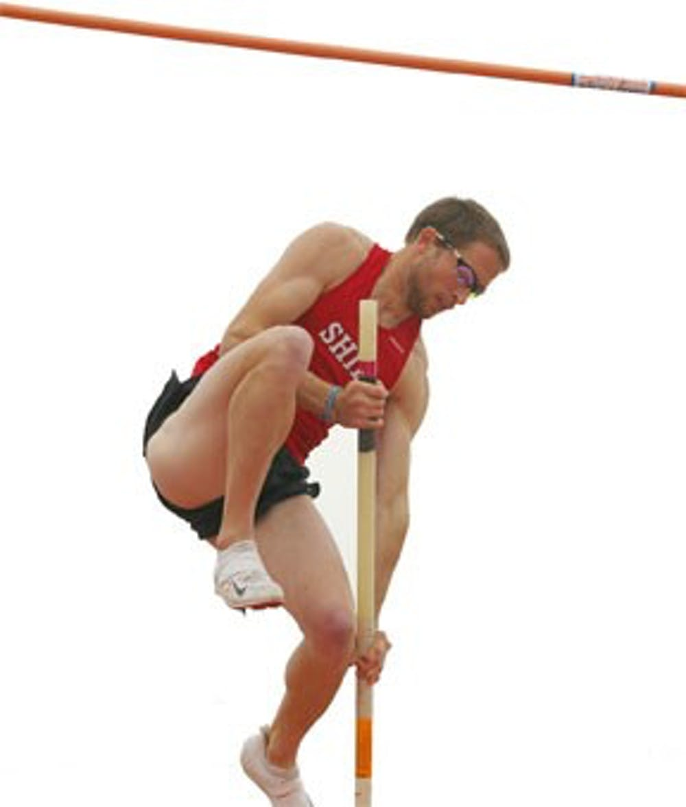 SU Track Qualifies More for Nationals