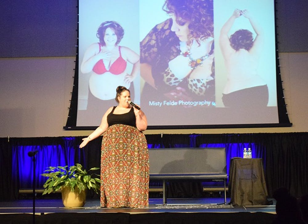 TLC star advocates for body acceptance