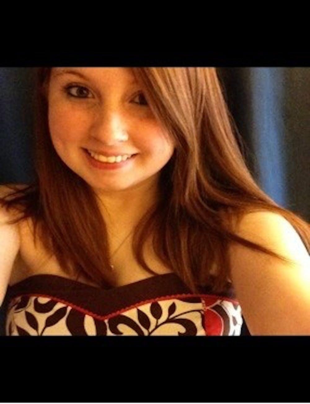 Student spotlight: Samantha Stambaugh