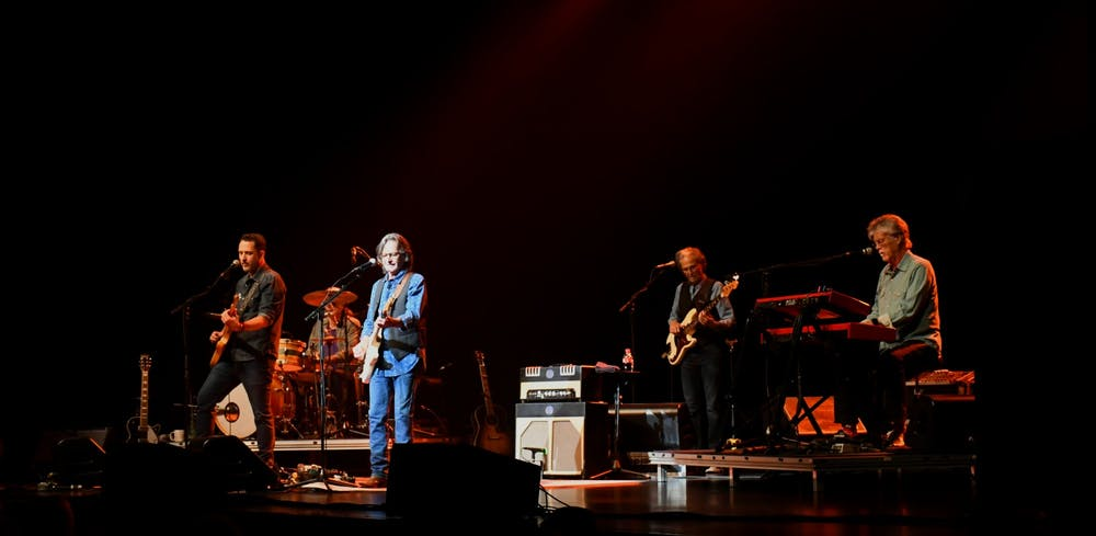 Luhrs Center reopens its doors with help from the Nitty Gritty Dirt Band and hard working staff