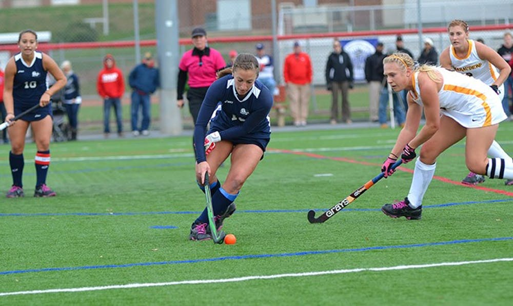 Field hockey avenges Millersville
