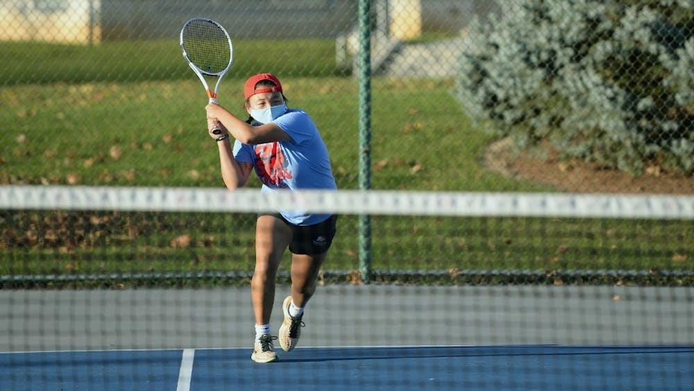 Tennis falls 7-0 in season opener at Kutztown