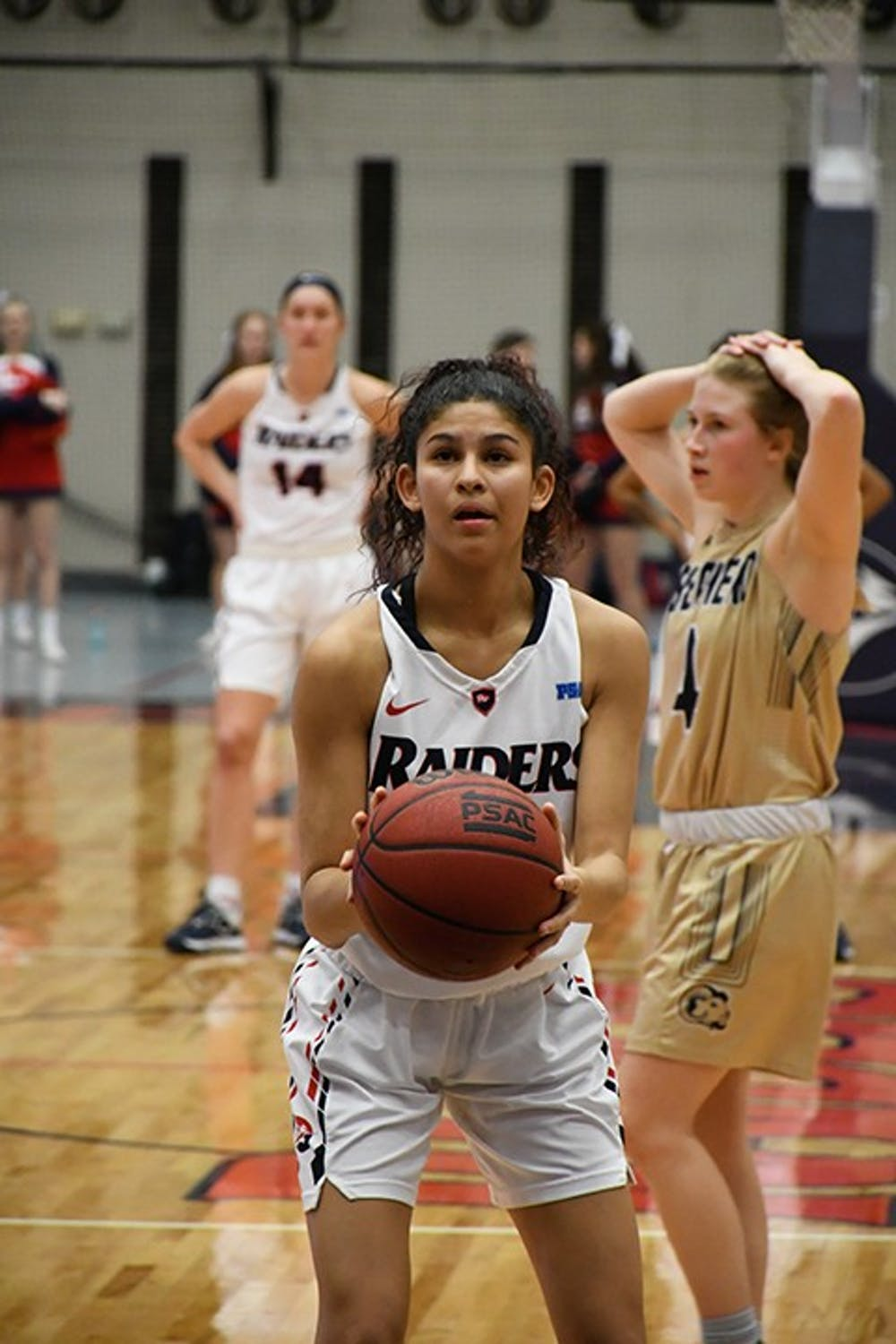 Women's basketball advances to PSAC Semifinals behind another solid defensive effort