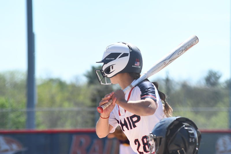 Freshman Taylor Myers tallied three hits and scored three runs in the series against West Chester.
