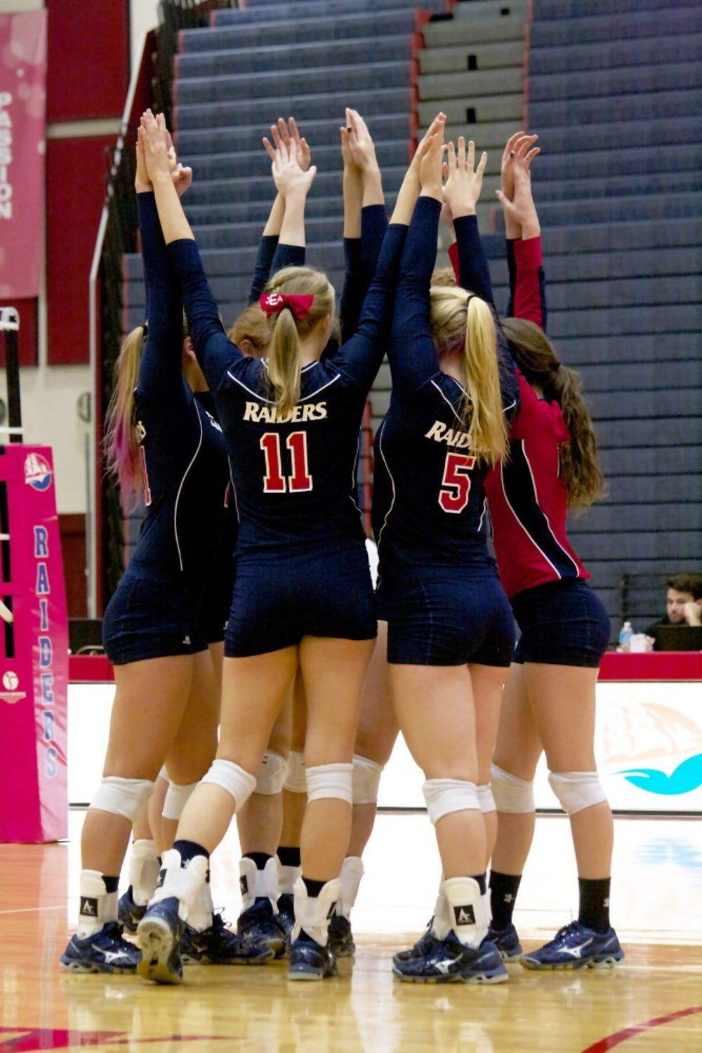 Volleyball heads to national tournament