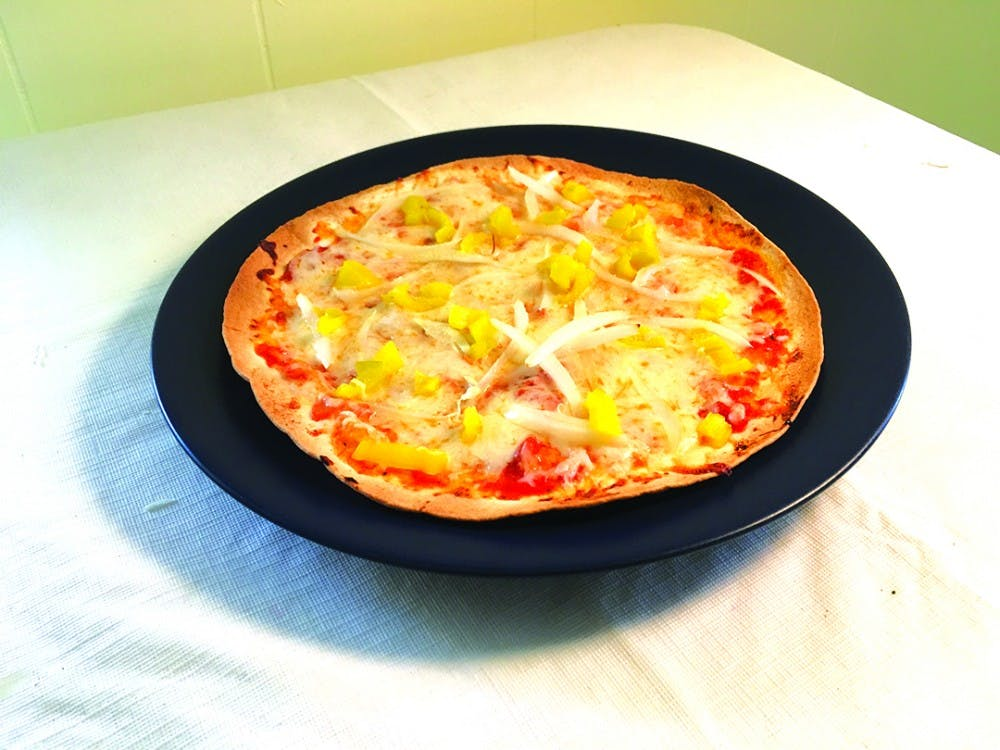 """How to make """"easy peasy"""" pizza"""