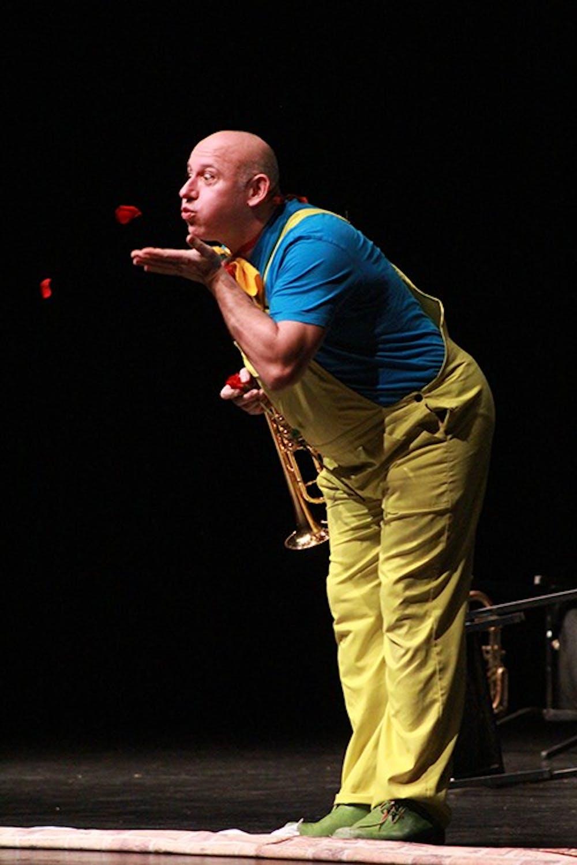 Austrian group 'Mnozil Brass' melds humor, music