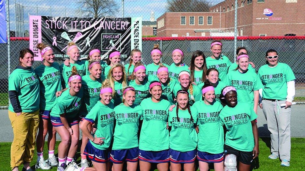 SU lacrosse battles, falls short in three-game homestand