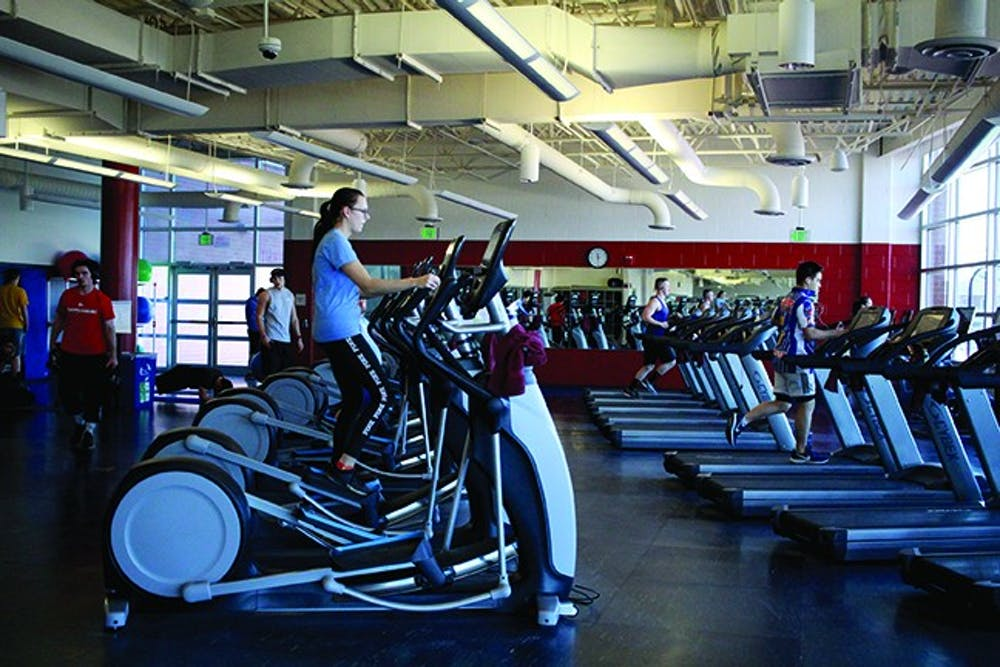 ShipRec upgrades cardio machines, adds group fitness schedule