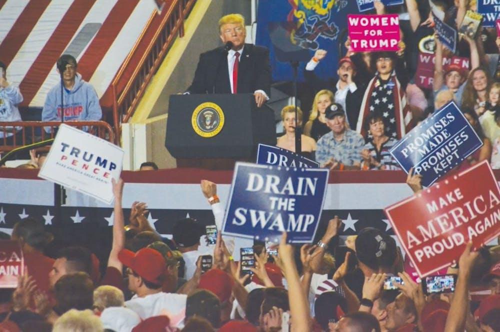 Trump returns to Harrisburg