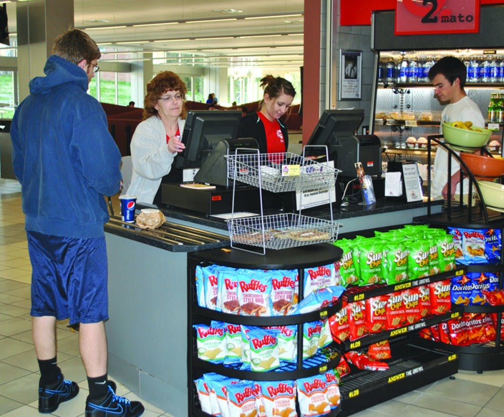 SU culinary and utility staff prove to be excellent job opportunities