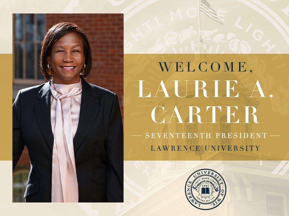 Carter sets sail for Lawrence University