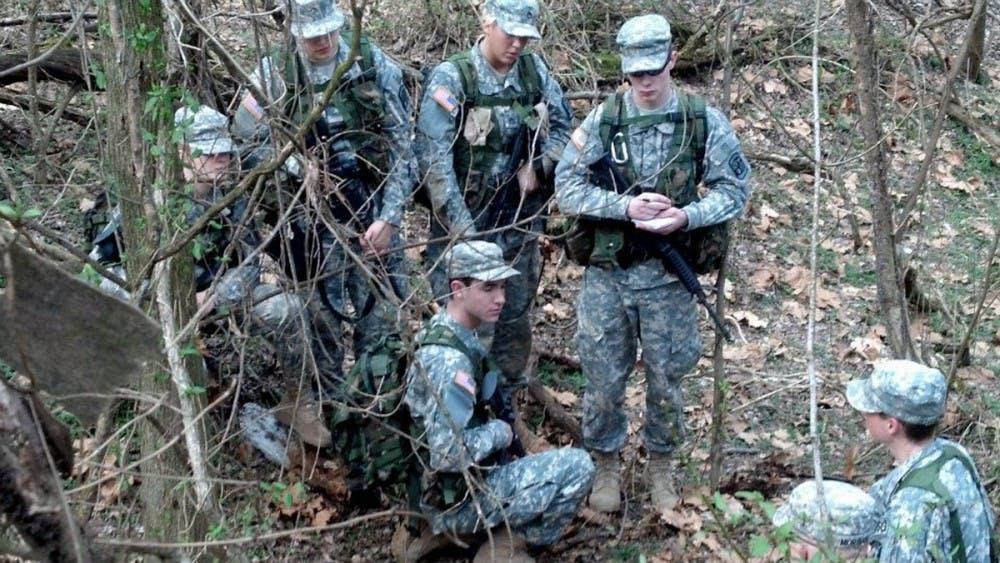 SU ROTC ships cadets around the world