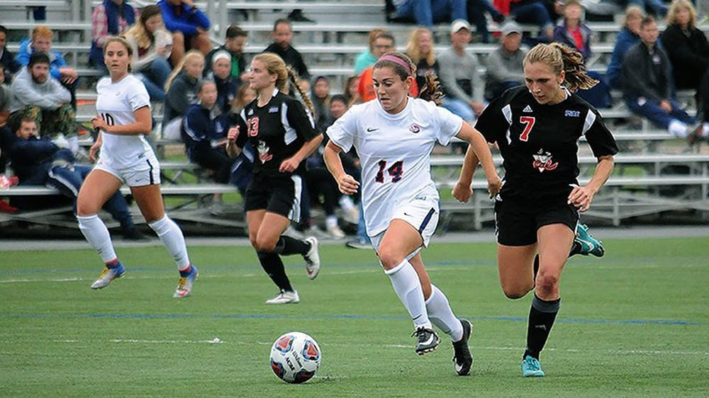 Women's soccer resets for new season