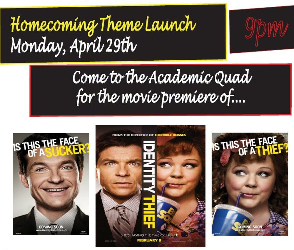 Are you ready for Homecoming?