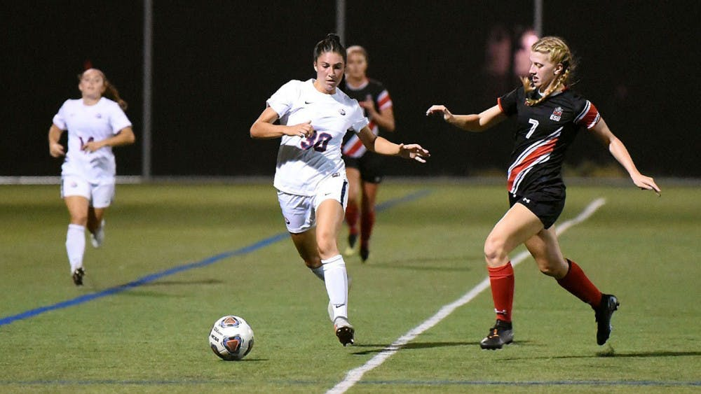 Women's soccer bested in close PSAC matches against East Stroudsburg, West Chester