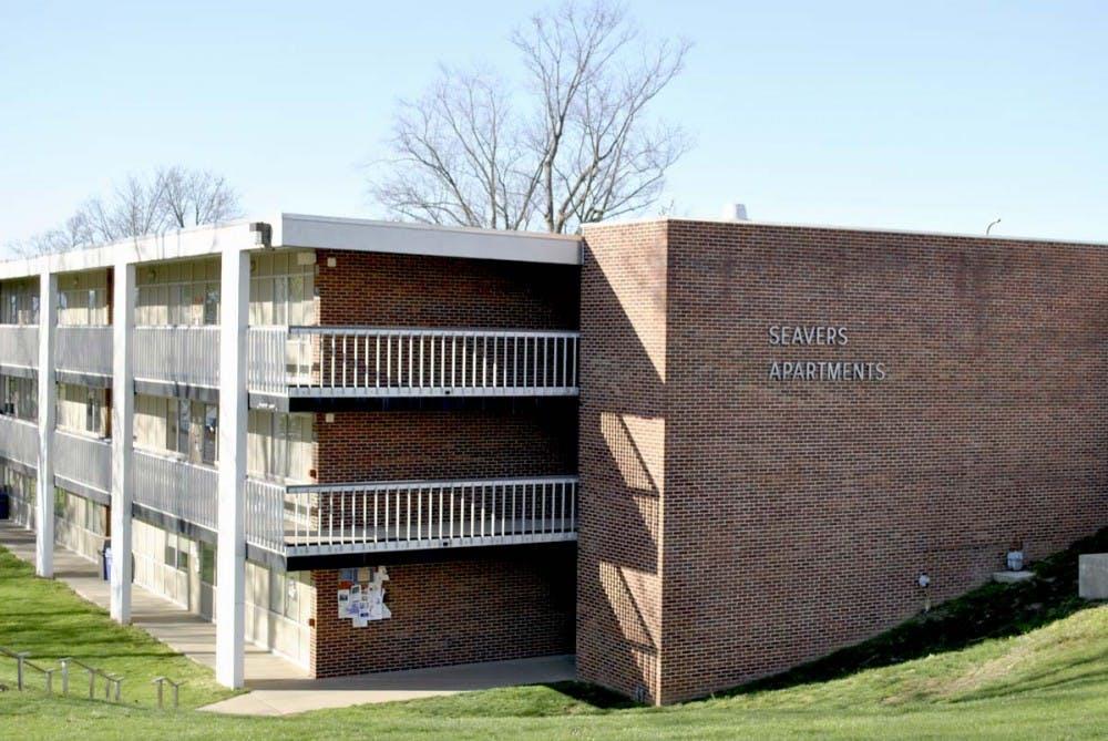Trustees approve razing residence halls