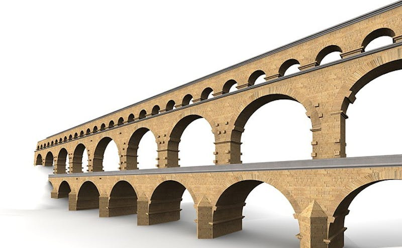 Infrastructure has been critical since humankind began creating settlements. While aqueducts are no longer popular, miles of aging pipelines are hidden underground.