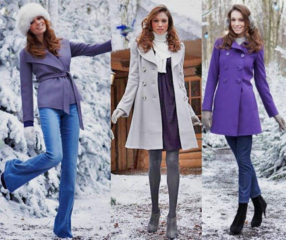 Raider Runway: Warm Winter Fashions