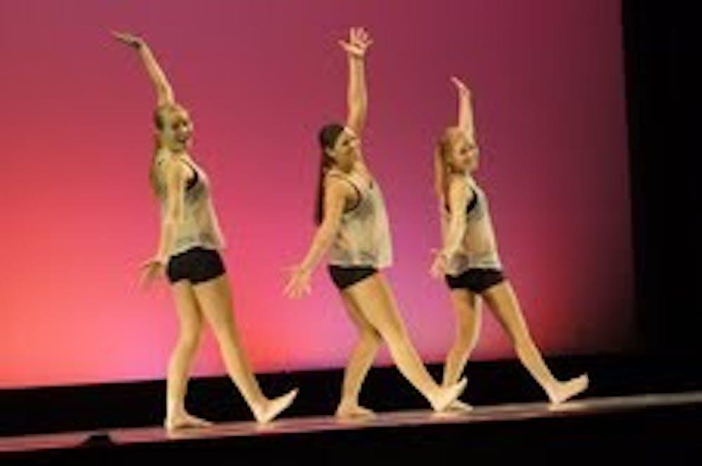 In Motion kicks off spring 2013 semester