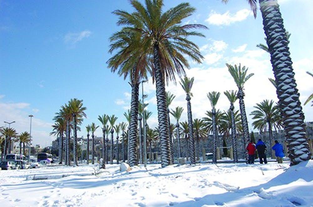 Walking on sunshine: Saying goodbye to this eternal winter