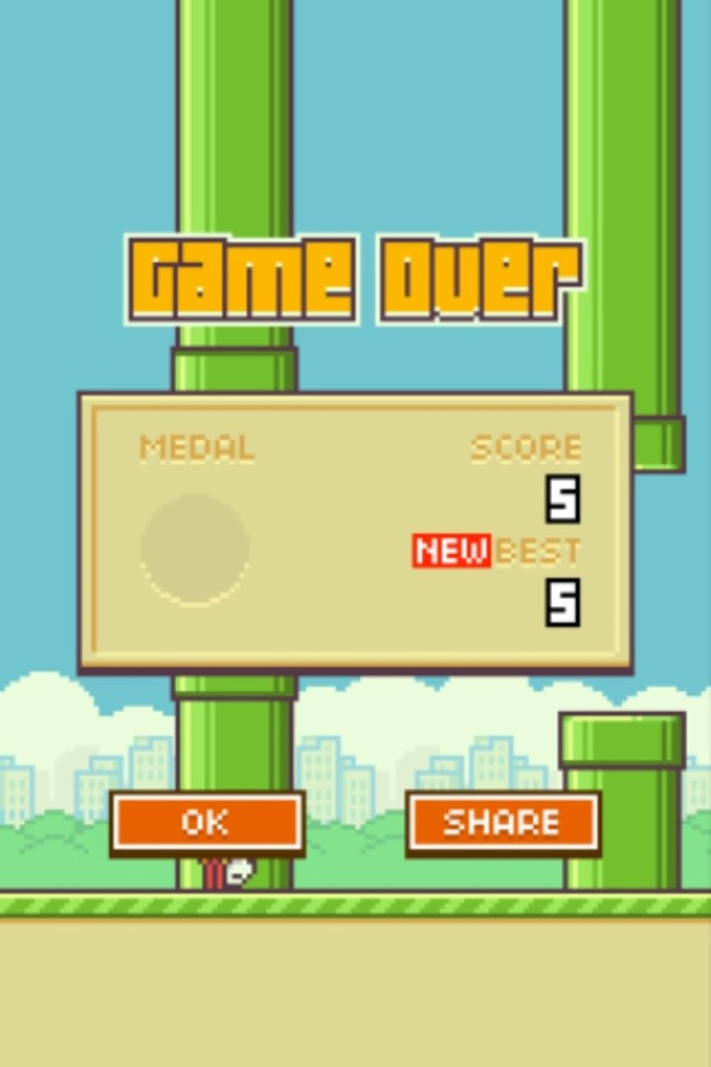 Fly no more: The story of Flappy Bird