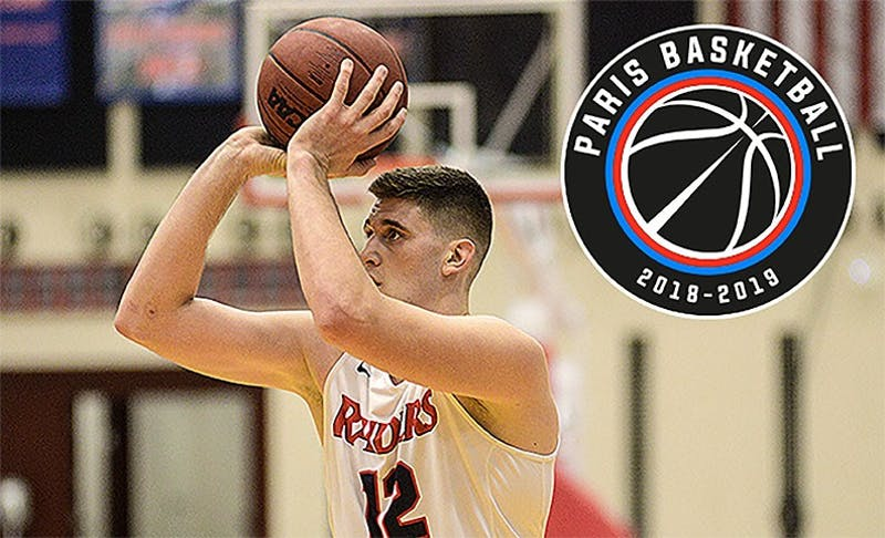 Dustin Sleva's agency recently announced that he has signed a professional contract with newly-formed French team Paris Basketball. Sleva graduated in May after a star-studded four-year collegiate career with the Raiders. He owns several school records, including most career points and most career rebounds.