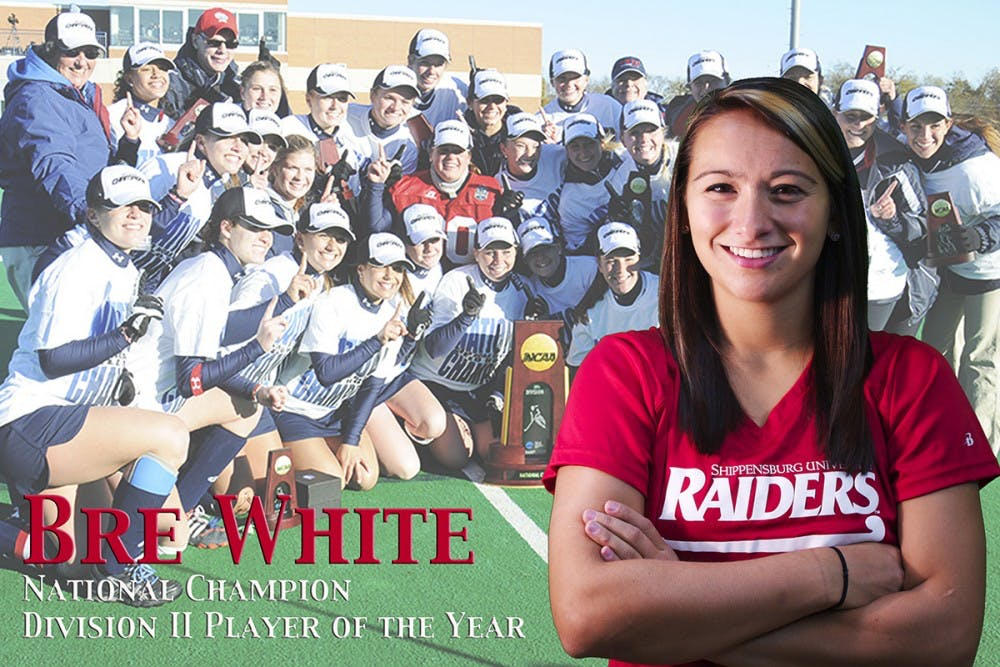 Bre White: The journey of a champion