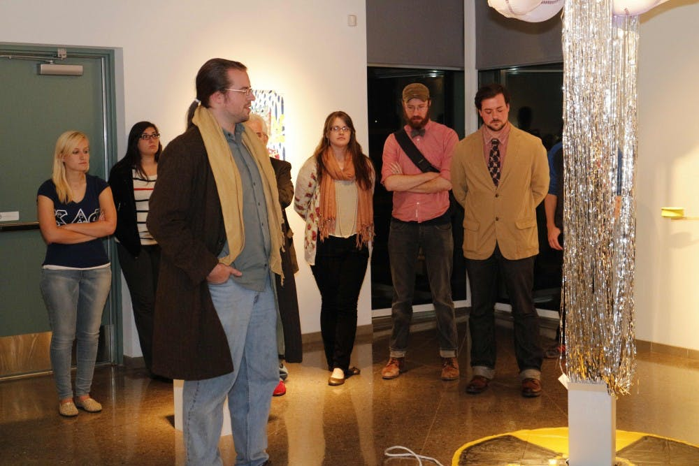 Kauffman Gallery features Penn State student's art