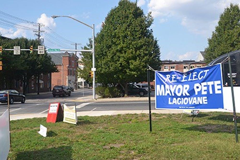 SU student balances school, work and mayoral campaign