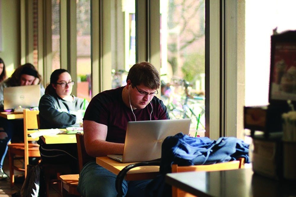 How to improve study habits, reach goals in spring semester