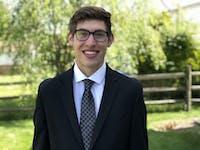 Seth Edwards is the new Shippensburg University Student Trustee.