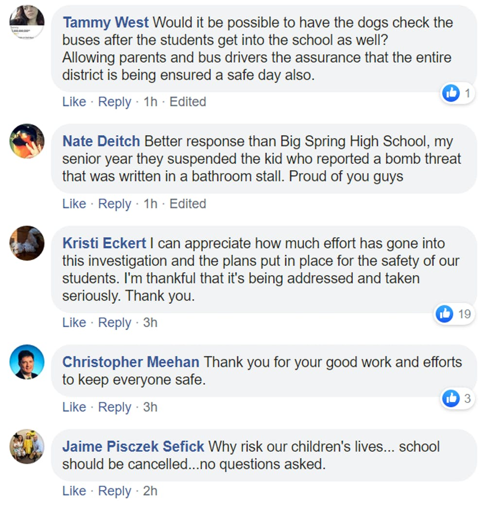Breaking: Bomb threat fails to close SASD schools | The Slate