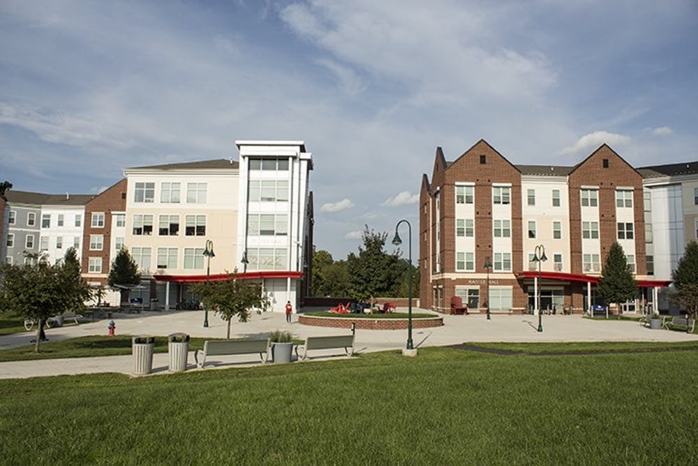 Shippensburg University dorms become first-year only
