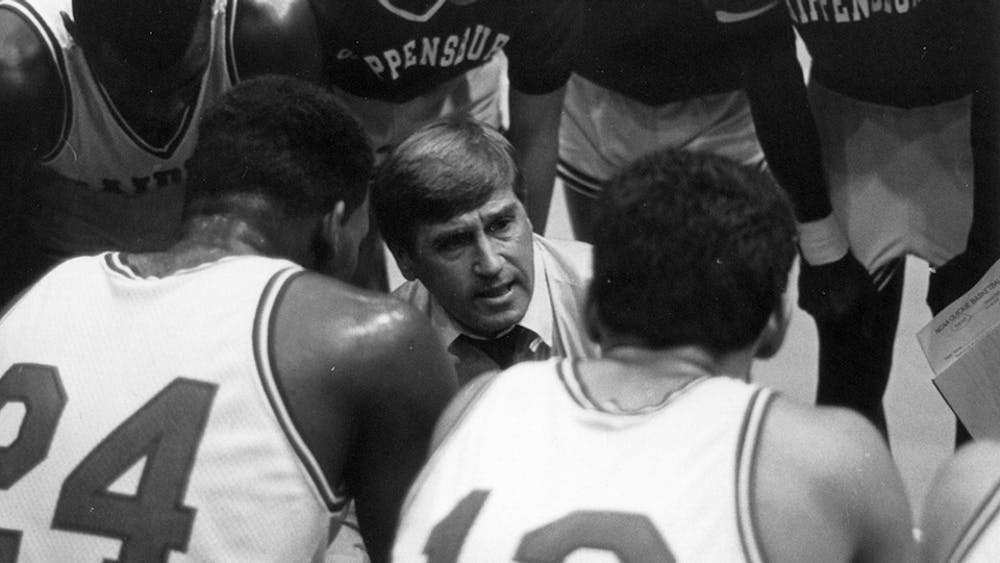 SU mourns loss of legendary coach Goodling