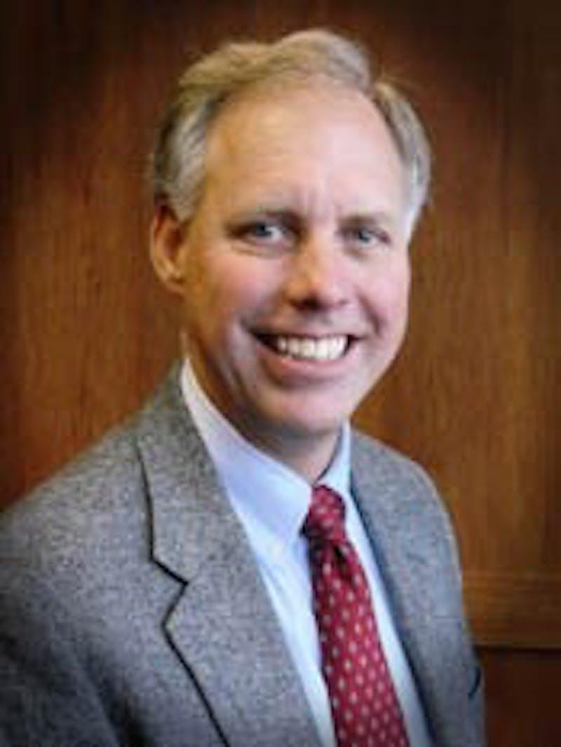 James Breckenridge, USAWC provost