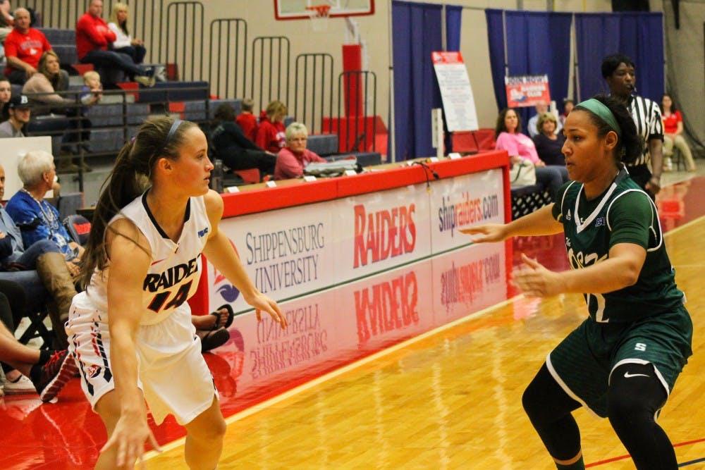 SU women's basketball splits weekend