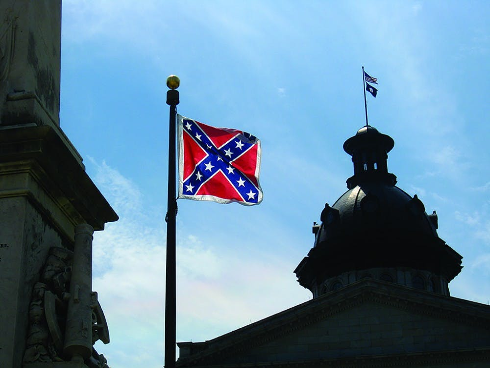 Confederate flag: Heritage or hate?